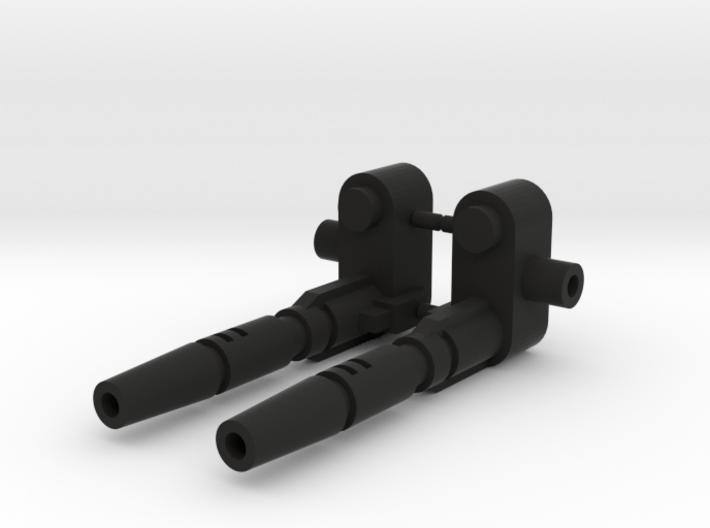 UW Blast Off Leg Guns 3d printed