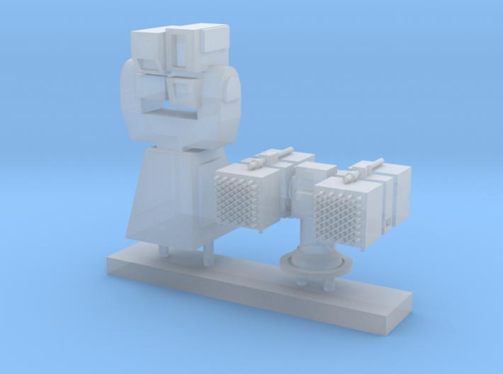 1/96 scale Laser Director Set 3d printed