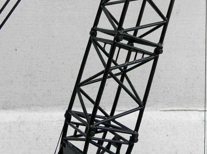 3 M Boom Section 3d printed