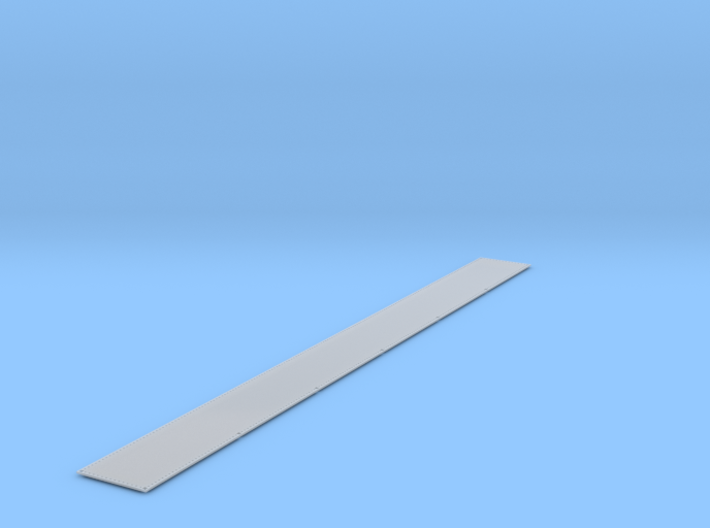 Large Cant S Scale Walkway 3d printed
