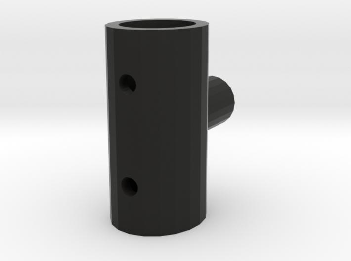 Fluval Spec V Baffle 3d printed