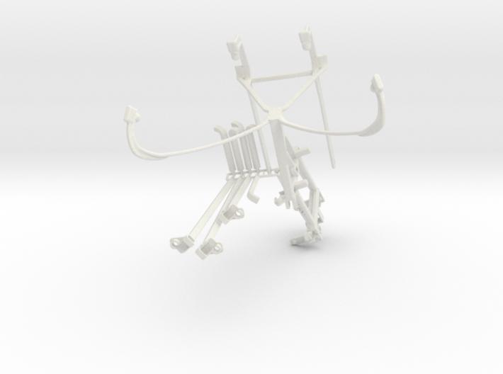 Controller mount for Shield 2015 & Bike Mount - Fr 3d printed