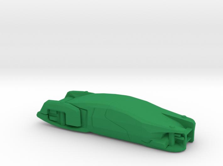 Hover Car, Chrysler (Total Recall), 1/64 3d printed
