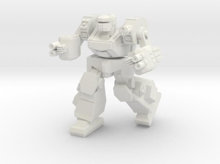 Kodiak Battlesuit 3d printed