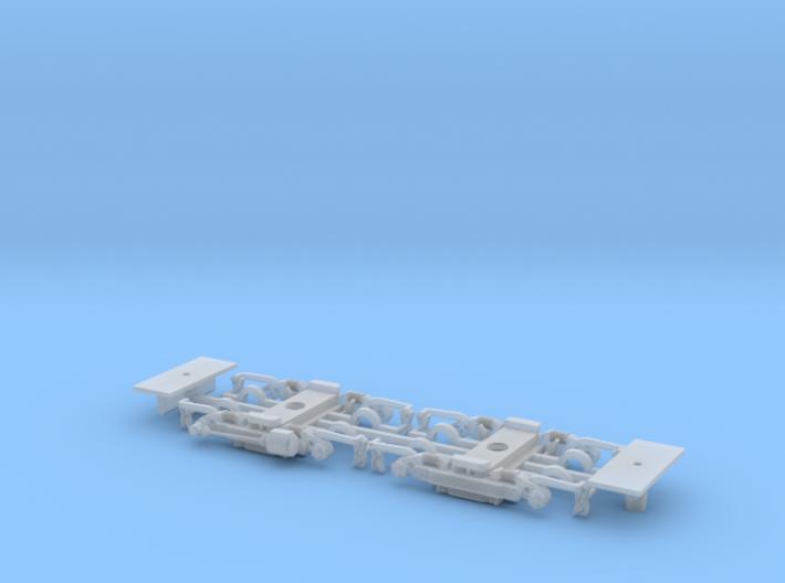 #00U Drehgestell Wegmann 15 Universal-Adapter 3d printed