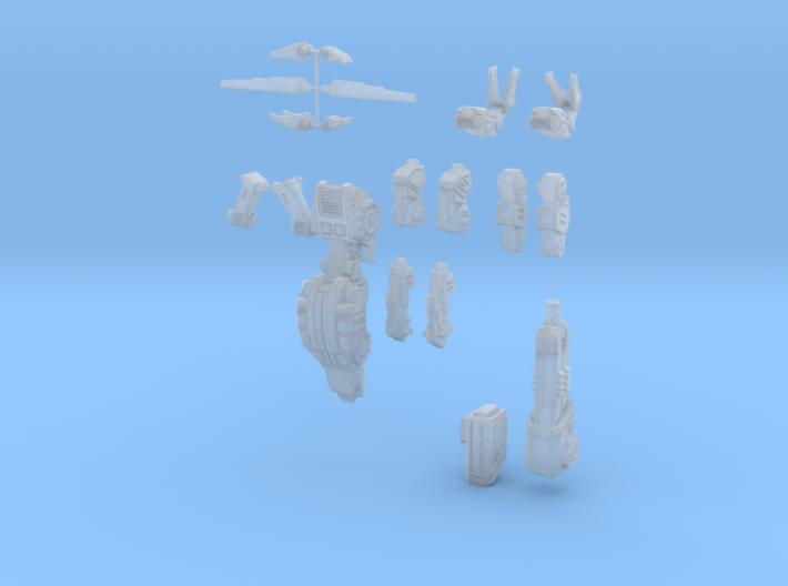 CQ-SRA-0 Alt D (scaled) 3d printed