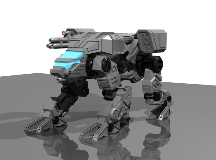 CQ-SRA-0 Alt E (scaled) 3d printed