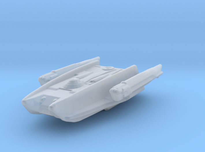 Sydney Class 1/7000 Attack Wing 3d printed