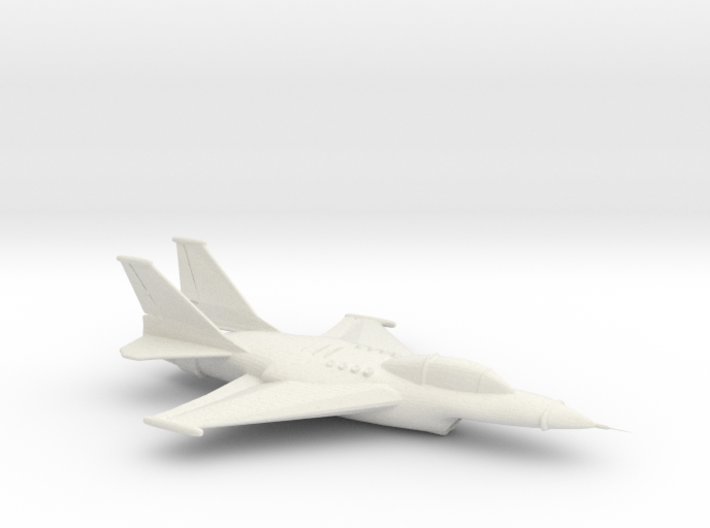 Printle Thing Plane 01 1/24 3d printed