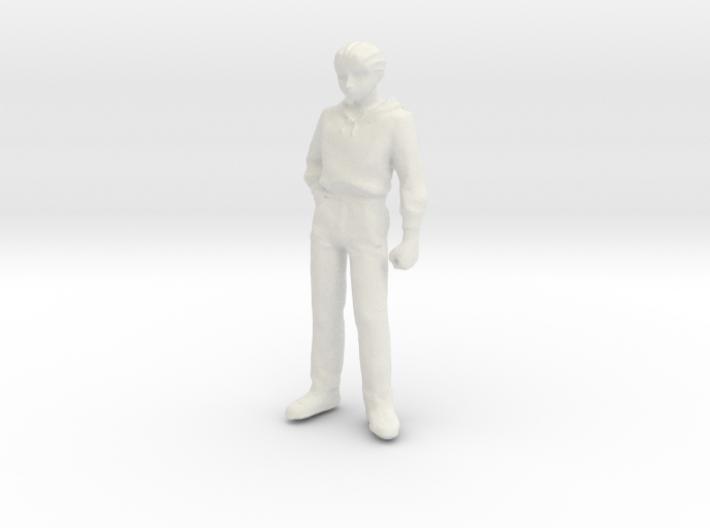 1/24 Modern Figure Standing 3d printed