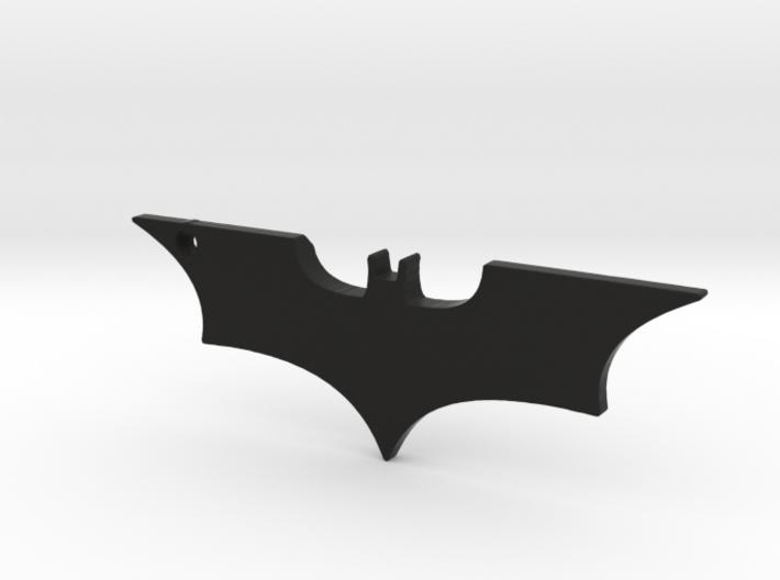 Batman Logo 3d printed