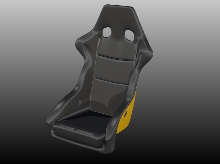 Race Seat - RType 1 - 1/10 3d printed