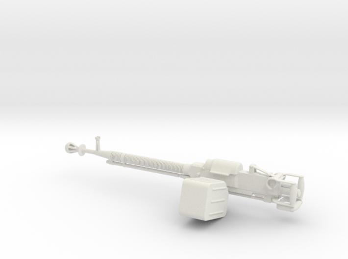 12.75mm DShK machine gun 1:12 3d printed