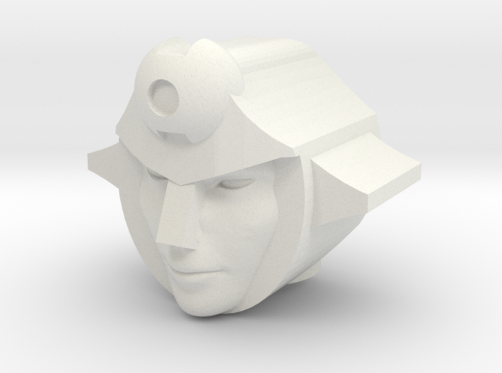 Firestar head for CW Pyra Magna/Onslaught 3d printed