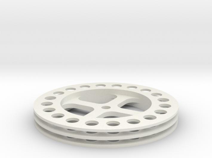 Seilscheibe 3d printed