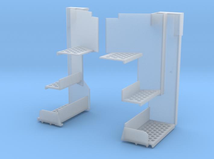 EMD 2nd Gen Steps 3d printed