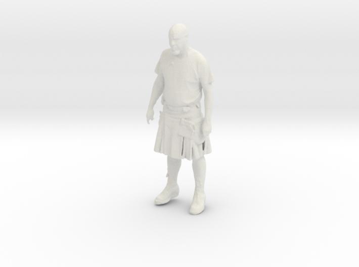 Printle C Homme 205 - 1/24 - wob 3d printed