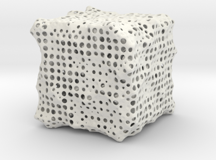 Multidodecahedron 3d printed
