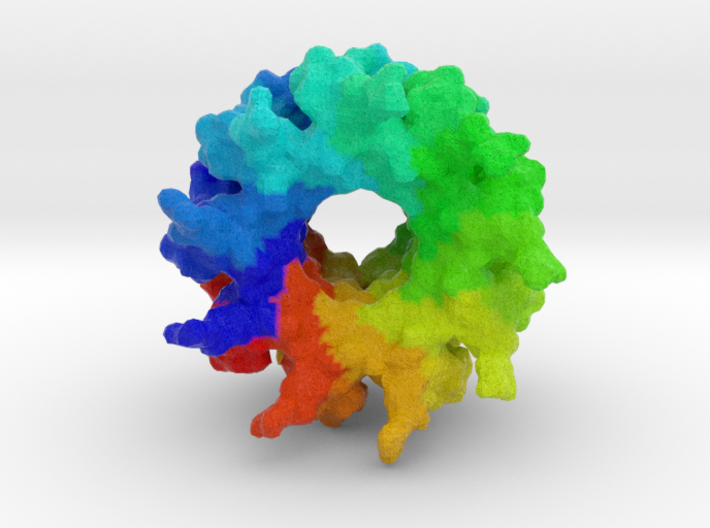 Ion Channel 3d printed