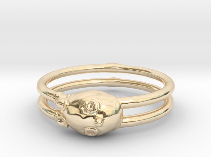 Ring Boy 3d printed