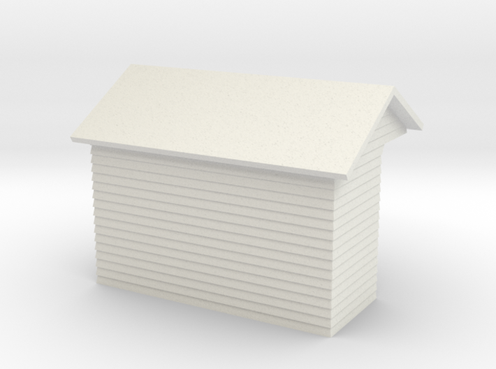YVT Waiting Shelter 3d printed