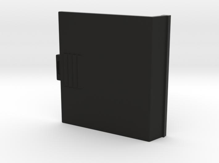 HP-71B Battery Door 3d printed