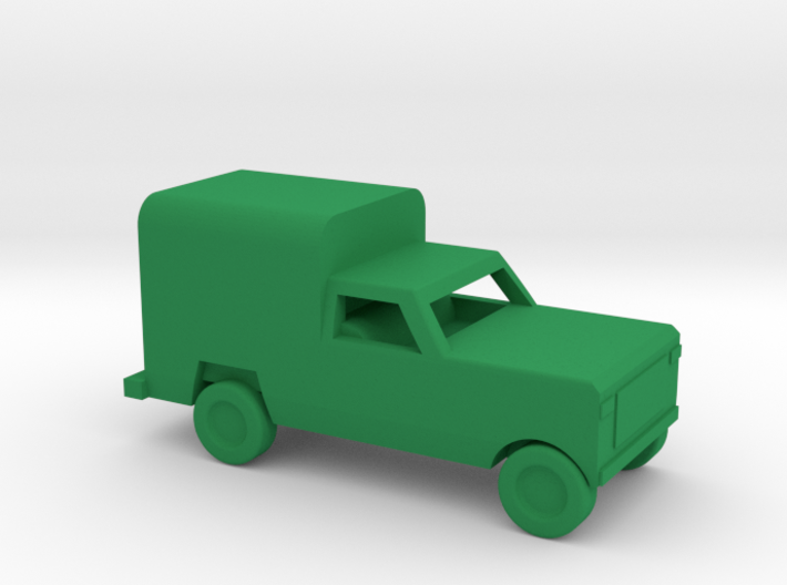 1/200 Scale Dodge Pickup Coverd M880 3d printed