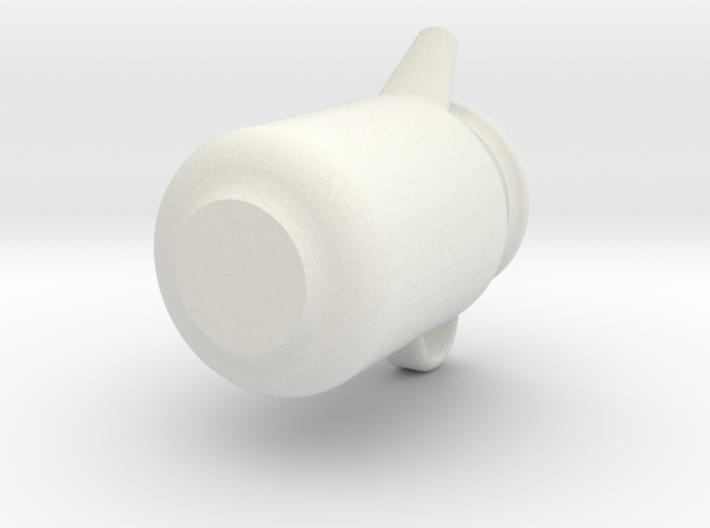 茶壺.stl 3d printed