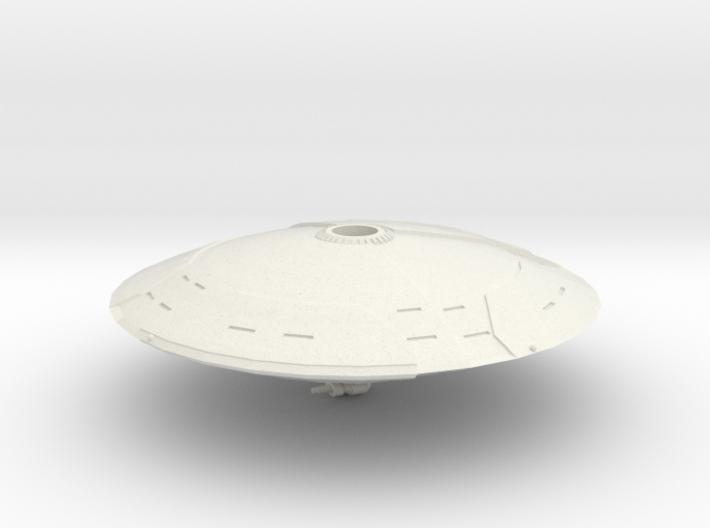 Mars Saucer 3d printed