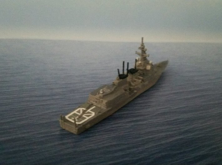 1/2000 JS 27DDG 3d printed painted and decal