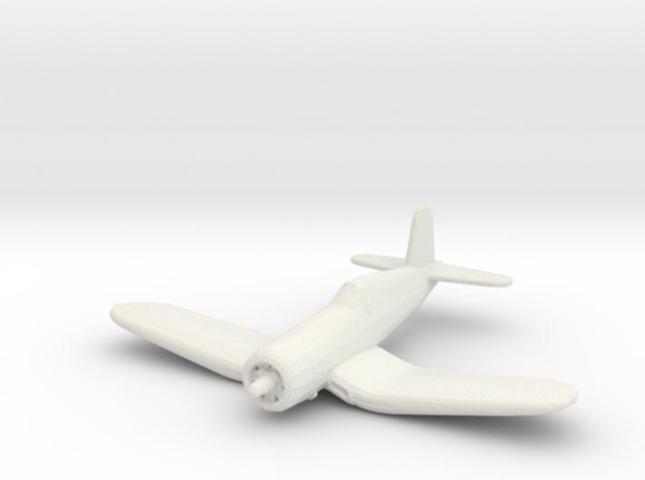 Vought F4U-1 'Corsair' 3d printed