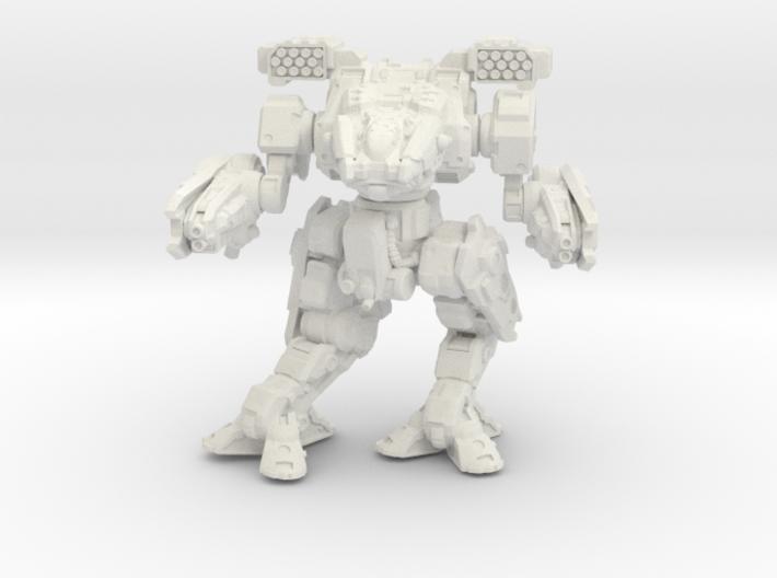 Sumaire War Walker (merged) 3d printed