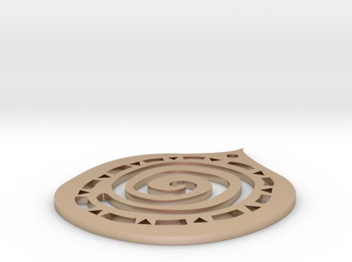 耳環.stl 3d printed