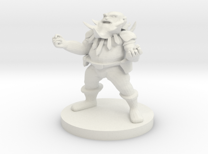 Duergar Darkshaft 3d printed