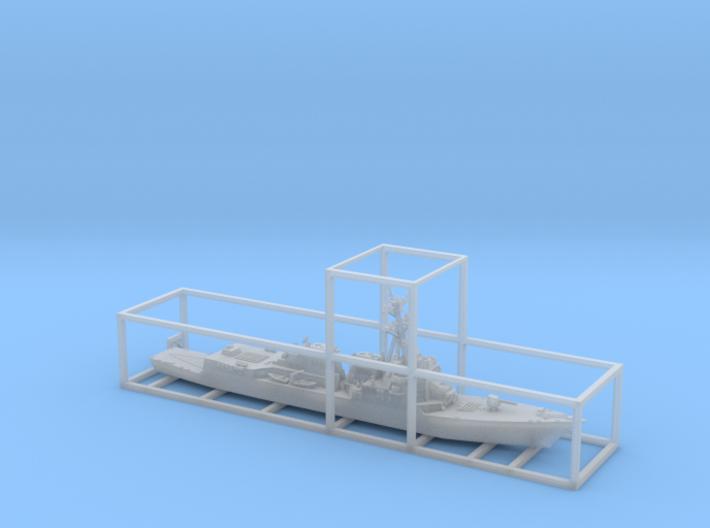 1/1800 USS Michael Murphy 3d printed