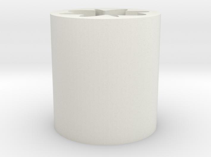 C花瓶 3d printed