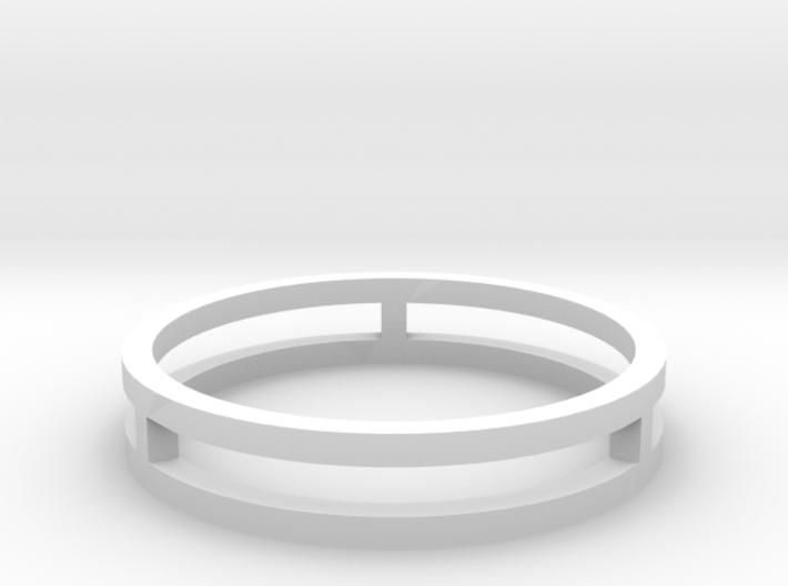Resonance Ring 3d printed