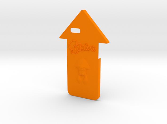 Iphone 6/6s Squid Case 3d printed