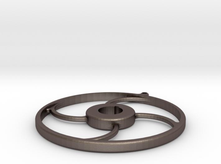Sense of wheel hub 3d printed
