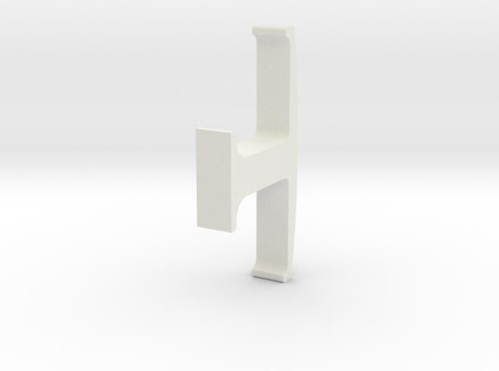Headphone Anker 3d printed