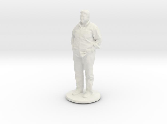 Printle C Homme 011 - 1/43 3d printed