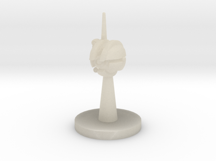 Camera Droid 3d printed