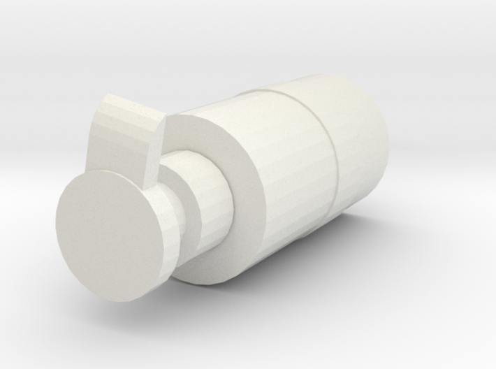 洗面乳.stl 3d printed