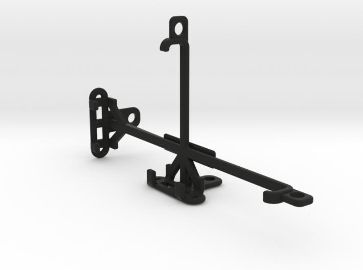 Intex Aqua Power + tripod & stabilizer mount 3d printed