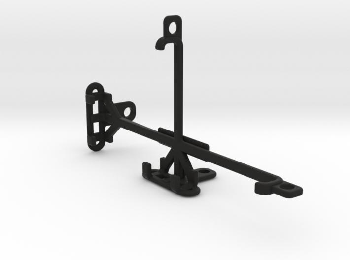 QMobile Noir S9 tripod & stabilizer mount 3d printed