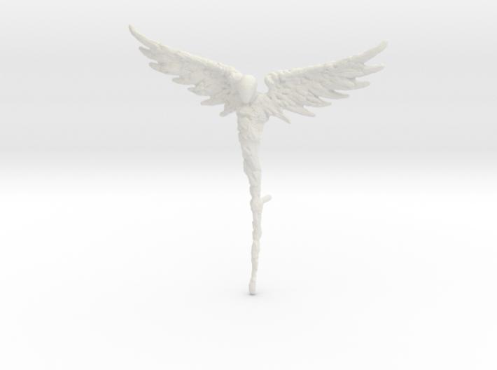 Guardian Angel 3d printed