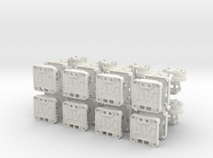 UVi 3D Hero3 X8 V1 3d printed