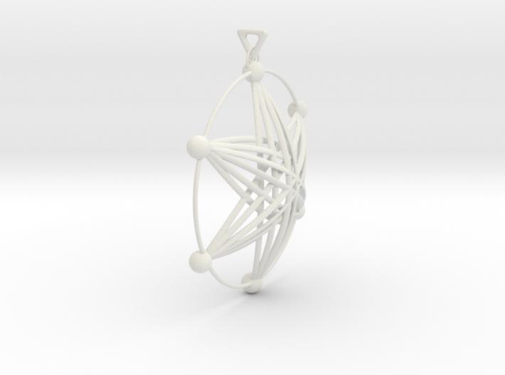 氣質風.stl 3d printed