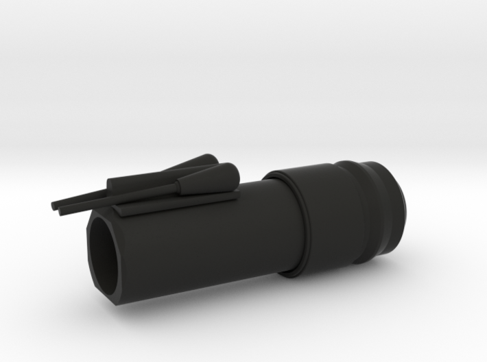 ANH - Bull Barrel (W/ Sight Version) 3d printed
