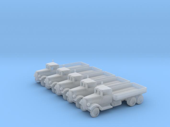 1/285 Scale Kenworth C570 Truck 3d printed
